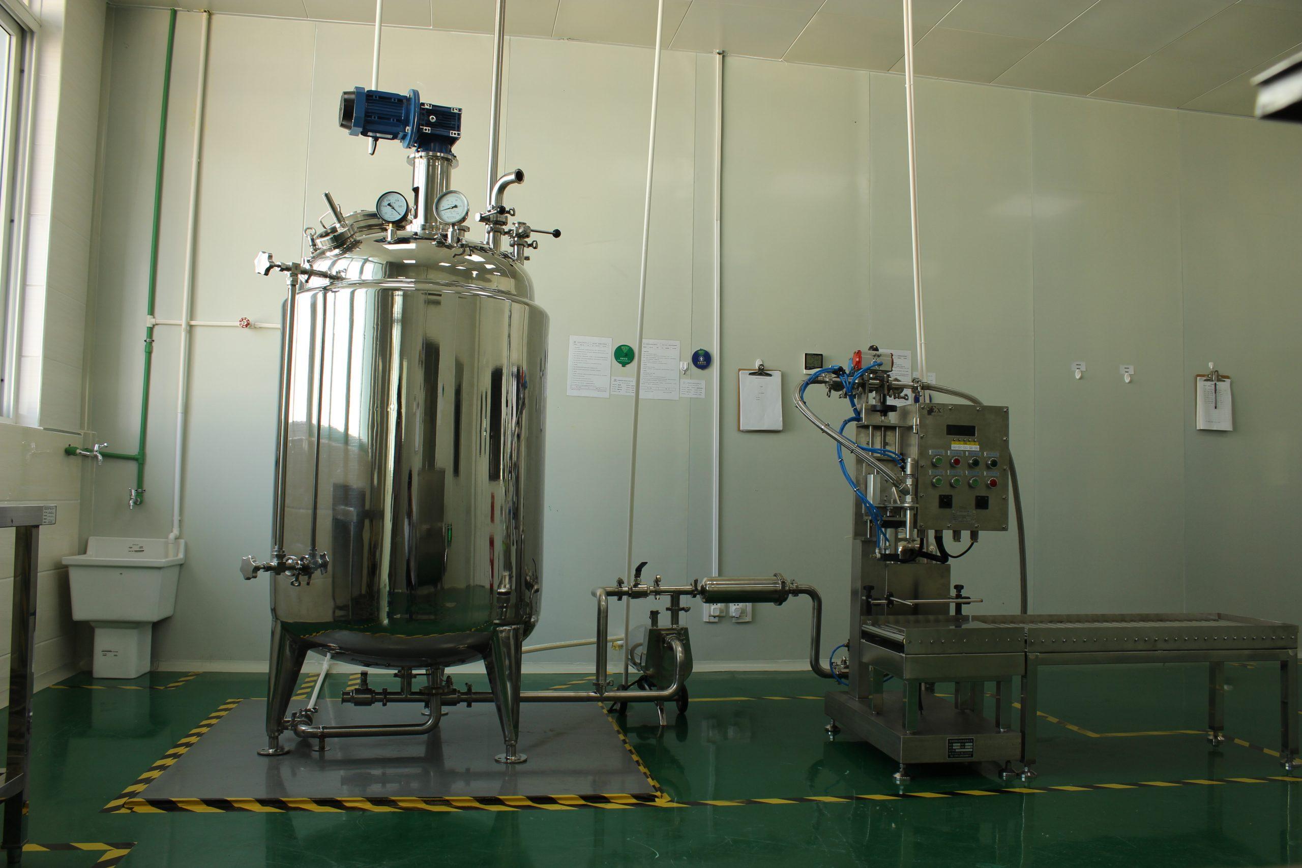 garlic oil production equipment